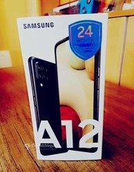 Samsung Galaxy A12 - 64Go 4Go