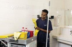 Service de nettoyage - d'entretien