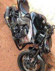Moto Kawasaki Z1000 2019