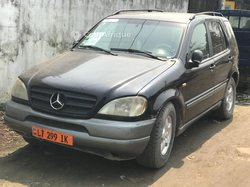 Mercedes-Benz Classe 2003