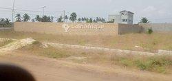Vente terrain angle 2159m² - au carrefour de Togbin