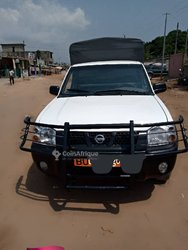 Nissan Hardbody 2009