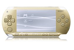 Playstation portable gold