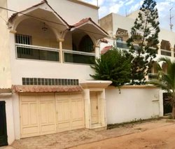 Vente Villa 5 Pièces - Dakar Cité Djily Mbaye