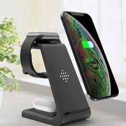 Chargeur Wireless 3 en 1