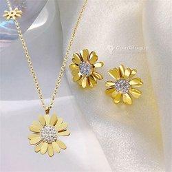 Bijoux en plaqué or