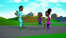 Réalisation dessin animé 3D pour publicité