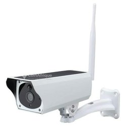 Caméra de surveillance solaire
