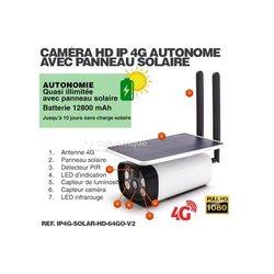 Caméra IP 4G