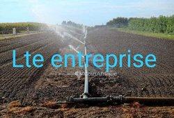 Système d'irrigation à pression