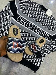Ensemble habits et chaussures