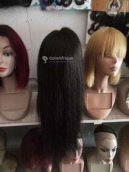 Perruques de cheveux humains