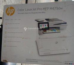 Imprimante HP Laser Jet Pro MFP  M479 DW