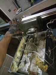 Réparateur de cuisinières - four à gaz