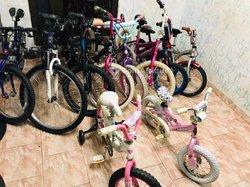 Vélos venants