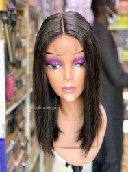 """Perruque humain Hair 14"""""""