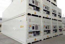 Conteneurs simples et frigorifiques 20 - 40 pieds