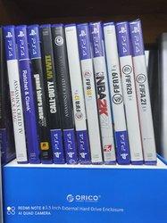 CDs PS4