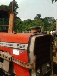 Tracteur agricole Fergusson