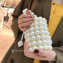 Sacs en perles à bandoulière