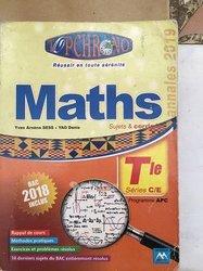 Fascicule Maths