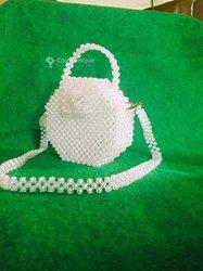 Sacoche en perles