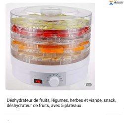 Déshydrateur aliments