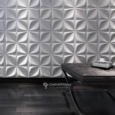 Décoration intérieure avec panels en 3D