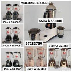 Mixeurs