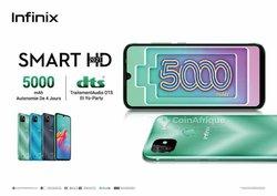 Infinix Smart - 32 Go 2021