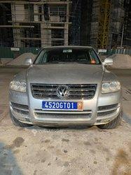 Location Volkswagen Touareg