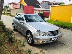 Location Mercedes C200