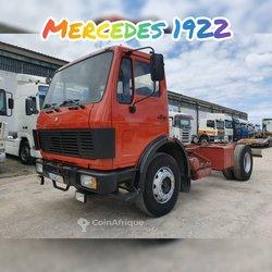Mercedes-benz 1922 1986