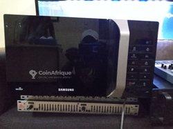 Four micro-onde Samsung