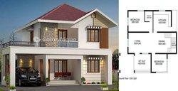 Plan bâtiment - projets de construction