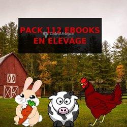 112 e-books en élevage