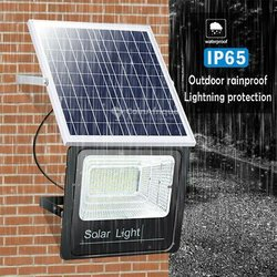 Lampadaires solaire 200W / 300W