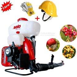Solo pulvérisateur / atomiseur 12 litres + 1 paire de gant - multi-couleur
