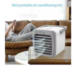 Mini climatiseur - ventilateur rechargeable portatif