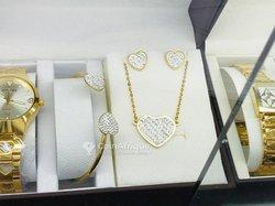 Montre et bijoux femme