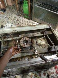 Réparation cuisinières - fours à gaz