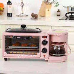 Machine à café et petit déjeuner 3 en 1