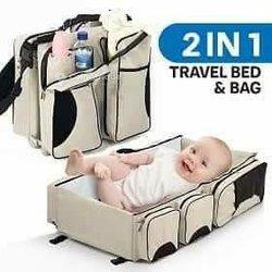Sacs dos et lit pour bébé