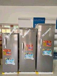 Congélateur vertical de 8 à 10 casiers