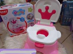 Pot de WC bébé