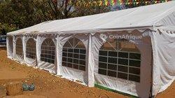 Location Tente climatisée et Chaises VIP