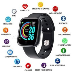 Montre connectée smart bracelet