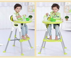 Chaise bébé ajustable multifonction