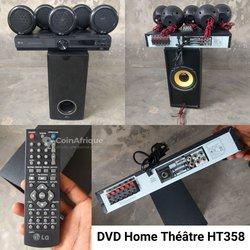DVD Home cinéma HT358