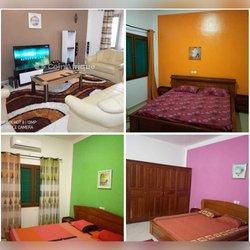 Location Appartement meublé 04 pièces - Cotonou